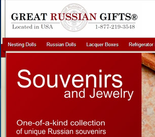 Great Russian Gifts