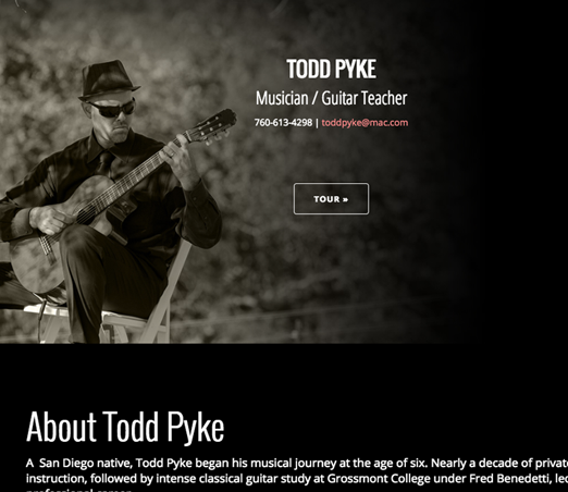 Todd Pyke screen shot